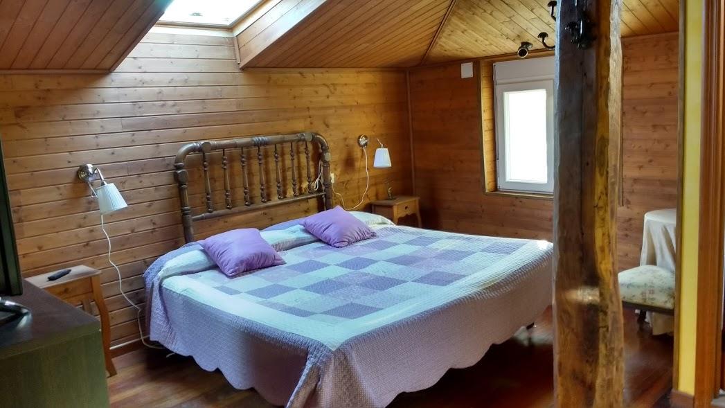 habitación del carpintero